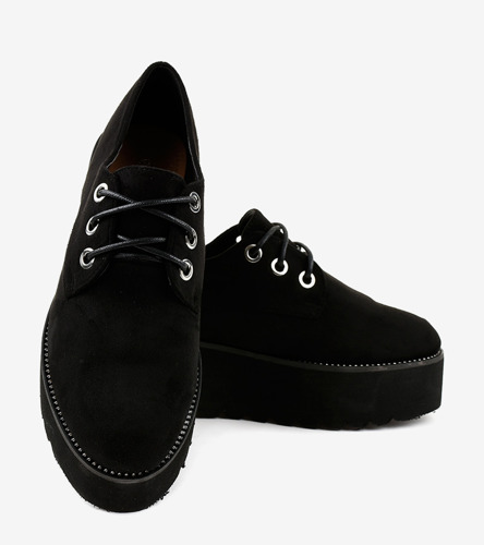 Białe sneakersy na grubej podeszwie z siateczką So comfy
