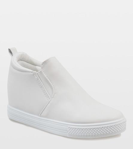 Czarne sneakersy sportowe Jamie